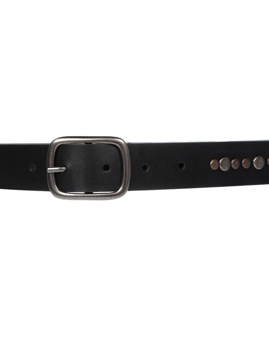gran venta 0bcea 6fb00 Cinturón Levi's negro estoperoles en Liverpool