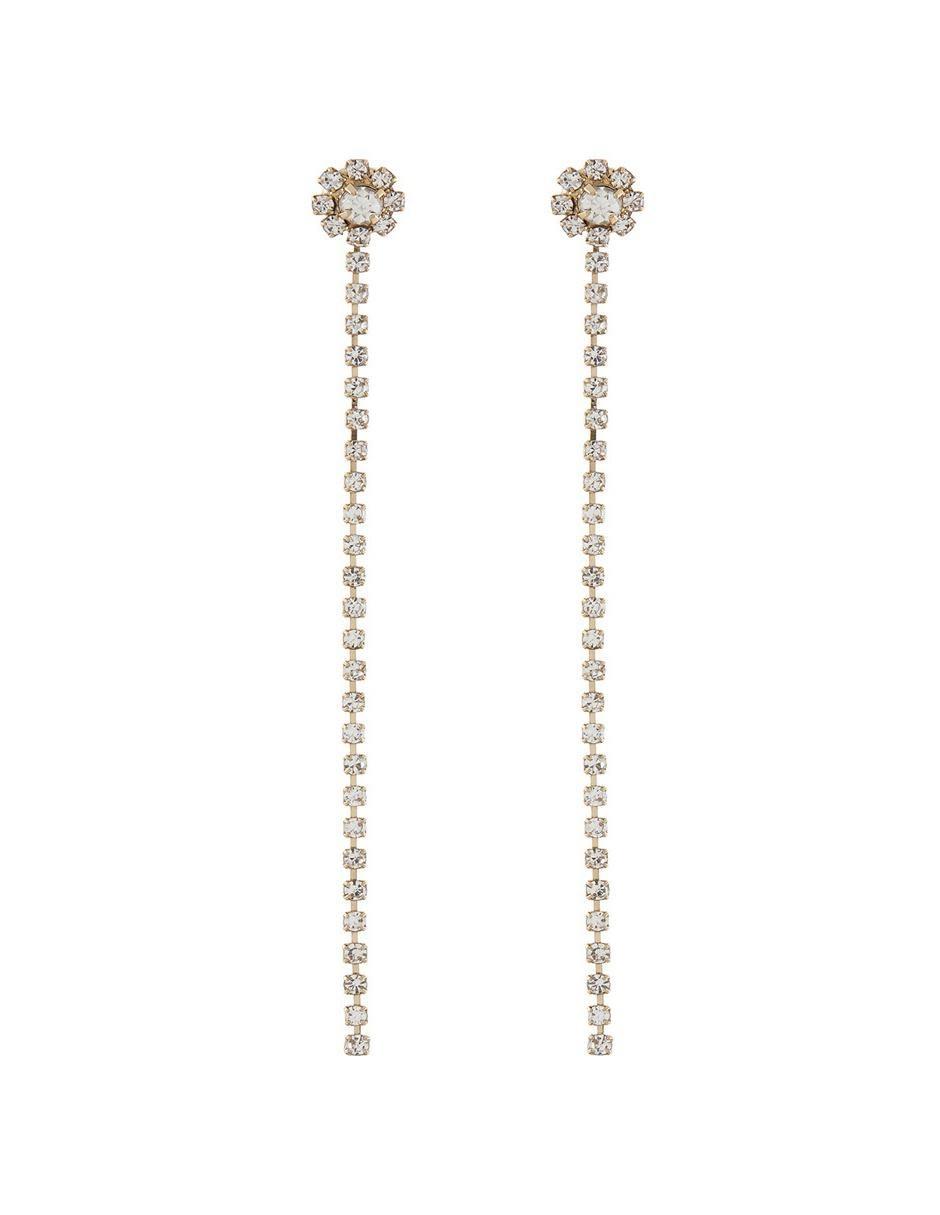 7c532a541f0d Aretes Accessorize Slinky Diamante Drops cristales